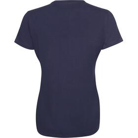 Elkline Bambi T-shirt Femme, darkblue
